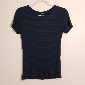 💙 4/$20 Forever 21 Ribbed Striped Top💙